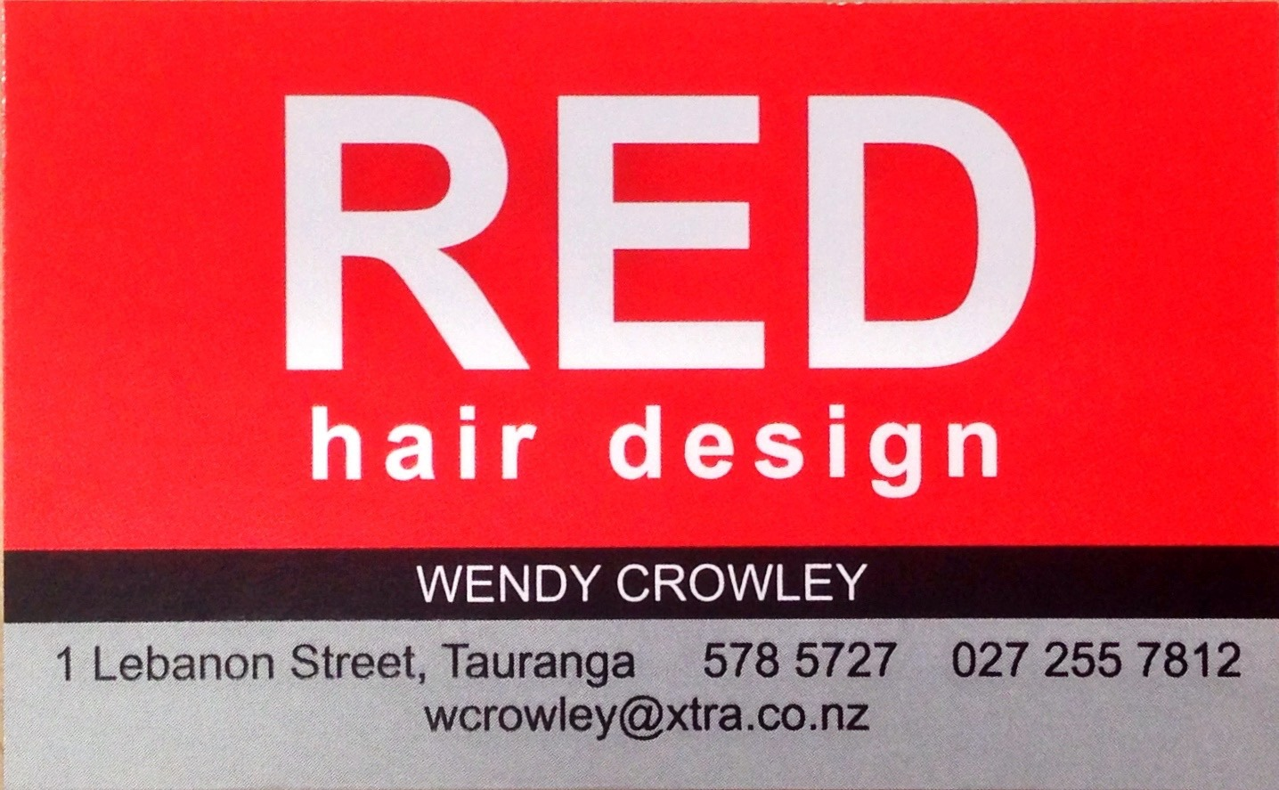Red Hair Design